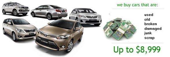 cash for car melbourne vic
