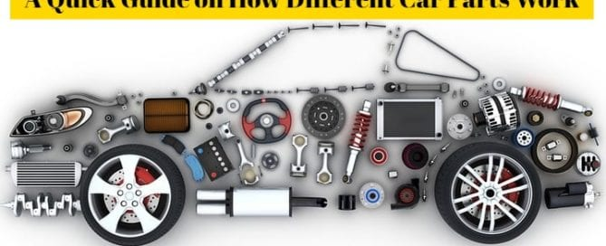 A Quick Guide on How Different Car Parts Work